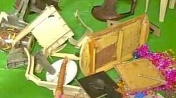 Mob Chanting 'Jai Sri Ram' Vandalises Church In