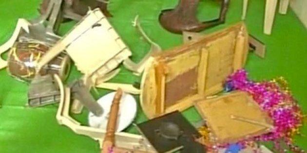 Chhattisgarh: Mob Chanting 'Jai Sri Ram' Vandalises Church, 5