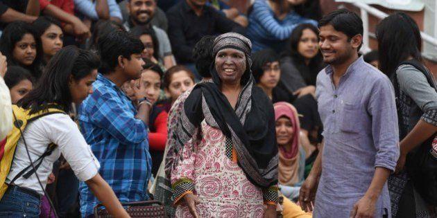 NEW DELHI, INDIA - MARCH 7: Soni Sori, Tribal school teacher turned political activist from South Bastar,...