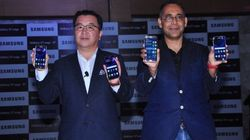 Samsung Unveils Galaxy S7 In India For