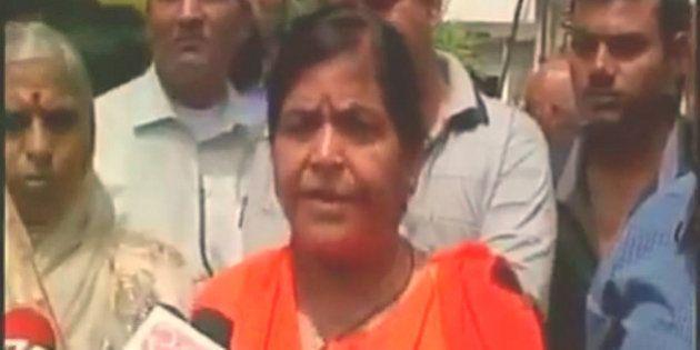 'Kanhaiya's Mother Failed To Teach Him About Patriotism,' Says BJP