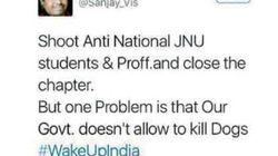 Shoot Anti-National JNU Students & Profs, Says BJP