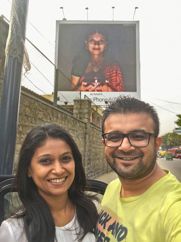How This Bengaluru Man's iPhone Photo Of His Wife Is Now A Global Apple