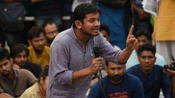 Man Tried To Attack Kanhaiya Kumar On JNU Campus: