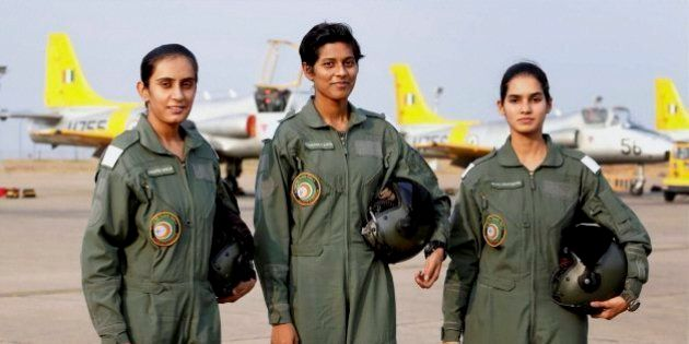 Don't Get Pregnant For Another Four Years, IAF Tells India's First Women Fighter