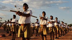 RSS 'Grows Up', Supports Women's Entry To Temples, Changes Uniform To Brown