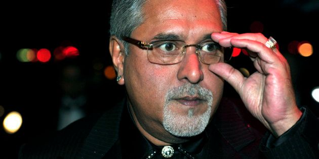 Indian entrepreneur Vijay Mallya, owner of United Breweries, Kingfisher Airlines and Force India F1 team,...
