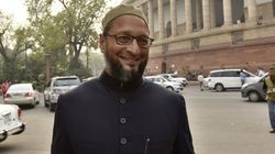 Asaduddin Owaisi Won't Chant 'Baharat Mata Ki Jai' Even If You Held A Knife To