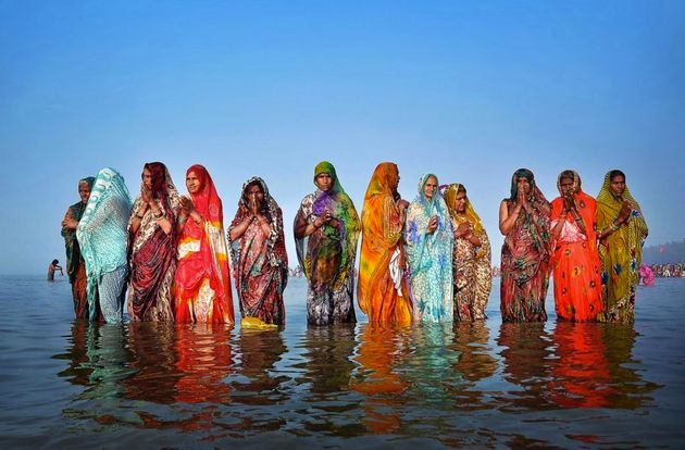 Indian Shutterbug's 'Gangasagar' Shot Wins Award At World's Biggest Photo