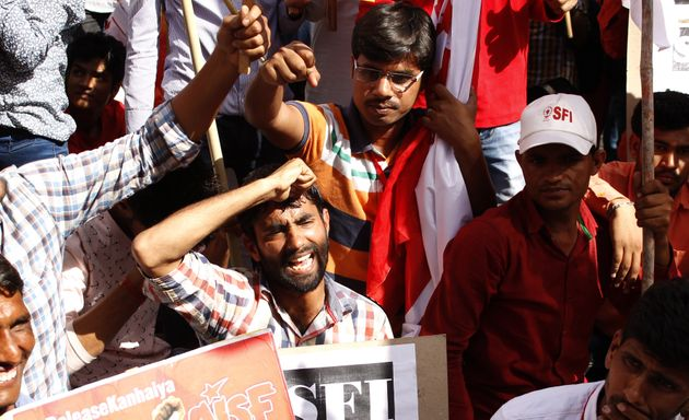 Outsiders With Faces Covered With Cloth Raised Anti-National Slogans, JNU Probe Panel
