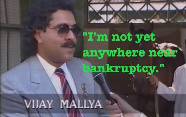 This Vintage Vijay Mallya Interview From 1998 Is Full Of Golden