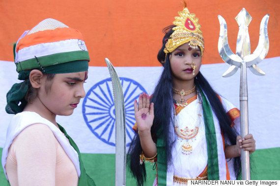 Chanting 'Bharat Mata Ki Jai' Cannot Be A Litmus Test For