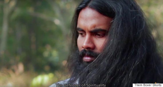 WATCH: This Brutal Yet Hilarious Video Parodies The Godmen Of