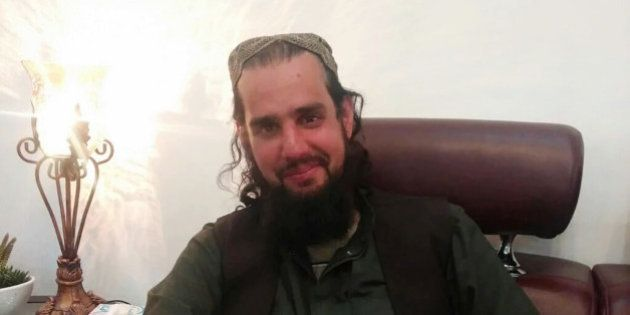 In this photo released Tuesday, March 8, 2016 by Inter Services Public Relations shows Shahbaz Taseer,...
