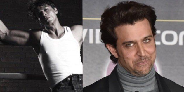 Shah Rukh Khan Once Pulled Off This Epic Prank On Hrithik