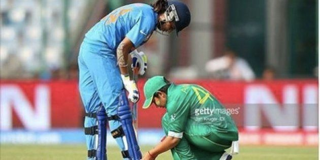 World T20: This Photo Shows That India And Pakistan Are Both Winners, This