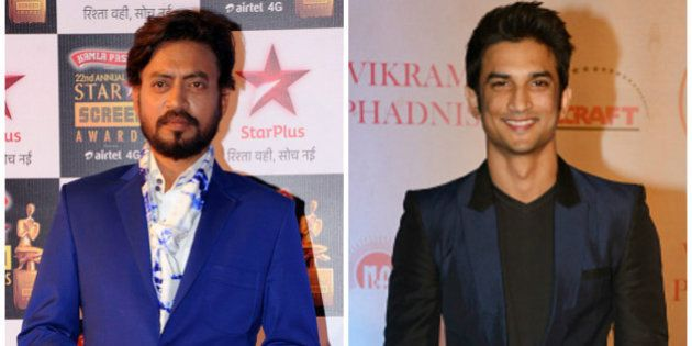 Sushant Singh Rajput And Irrfan Khan To Star In Homi Adjania's