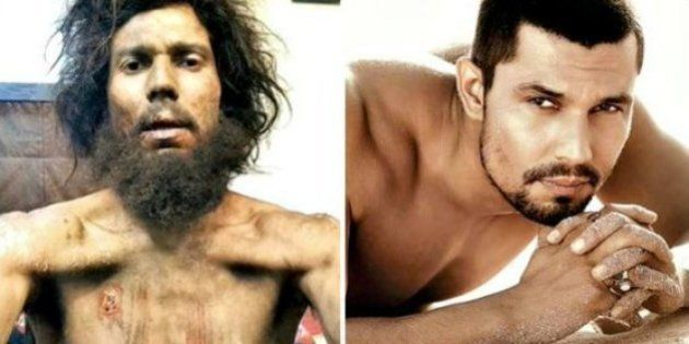 Randeep Hooda Talks About The Torturous Process Of Losing Weight For