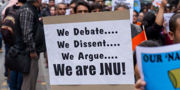 JNU Student Denied Entry: Is Patriotism Being Refashioned As A Performance