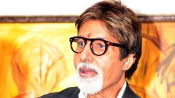 Now, Complaint Against Amitabh Bachchan For Incorrectly Singing National