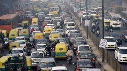 Odd-Even Scheme To Start In Delhi From 15