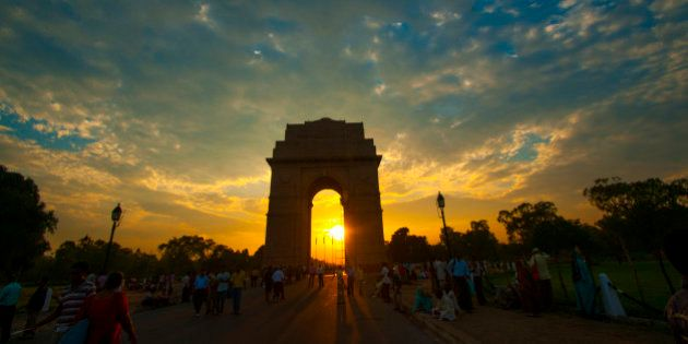 The India gate also called as all Indian War Memorial is a memorial of soldiers who died in the first...