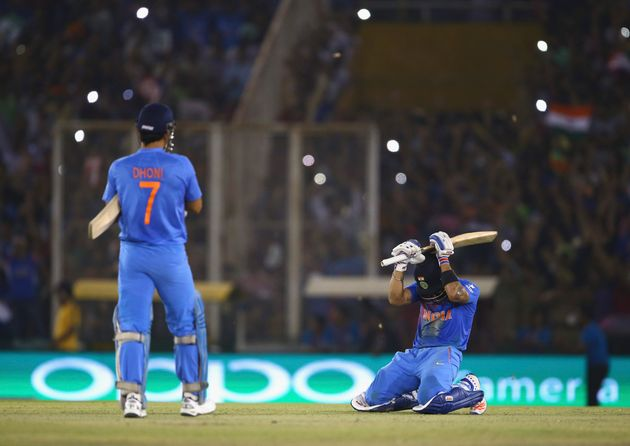 T20 World Cup: Virat Kohli Leads India To Victory Against