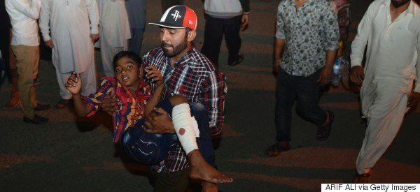 Lahore Blast: Pakistan Taliban Claims Responsibility For Attack That Killed