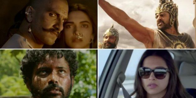 63rd National Film Awards: 'Baahubali', 'Bajirao Mastani', 'Piku', And 'Visaaranai' Are Biggest