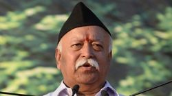Mohan Bhagwat Says No Need To Impose 'Bharat Mata Ki Jai'
