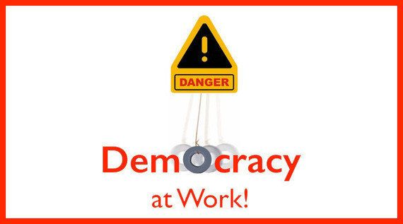 Danger: 'Democracy' At