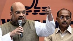 BJP Will Not Ally With Mamata Banerjee Or The Left, Says Amit