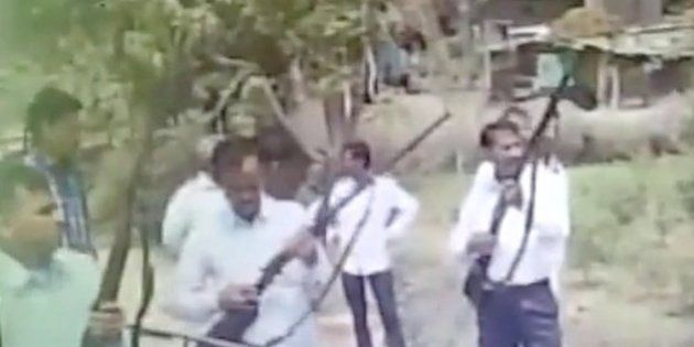 Groom's Father Dies In Celebratory Firing At Wedding In Madhya