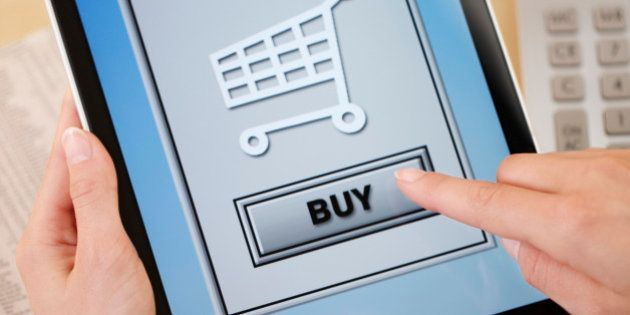 Iconic image for e-commerce and