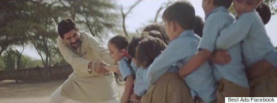 This Ad About A Girl Being Dragged Out Of Her School Will Make You Tear