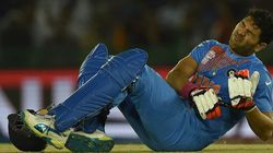 Oh No! Yuvi Is Out Of World Twenty20 With Hurt