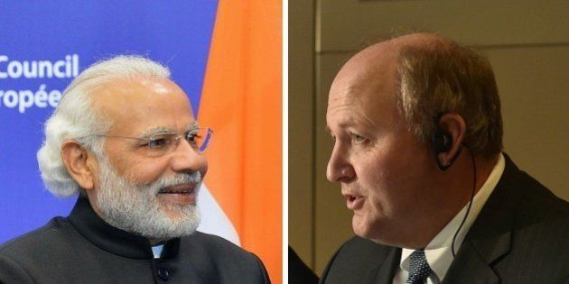 India To Sign Nuclear Reactor Deal With Westinghouse In