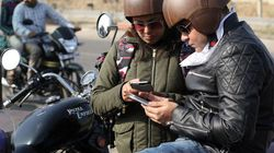 Samsung Launches Galaxy J3 With Motorcycle Riders In