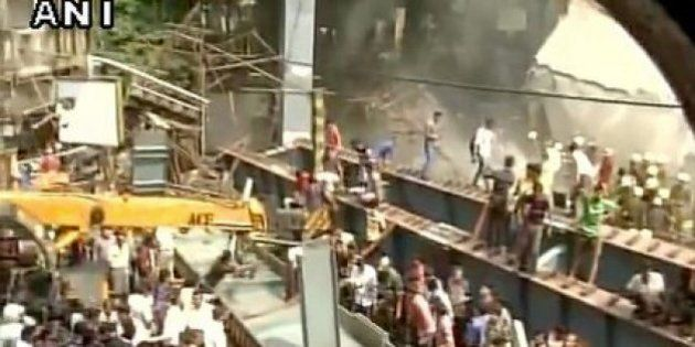 At least 21 Dead As Flyover Collapses In Kolkata, Police File FIR Against