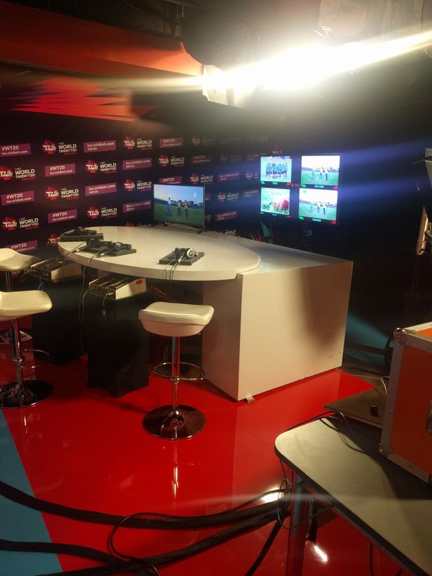 I Took A Tour Of The Star Sports Studio. Here's What I Found Out About The Tech Behind