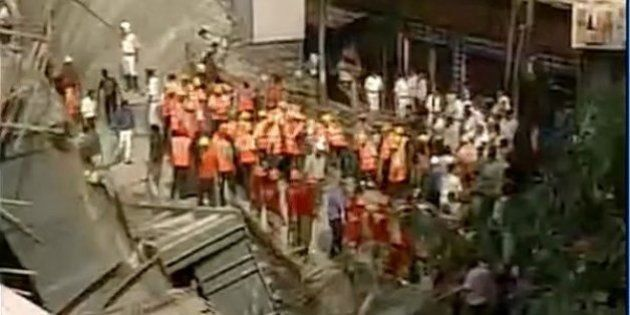 Kolkata Flyover Collapse: Rajnath Asks NDRF To Divert All Resources To Rescue