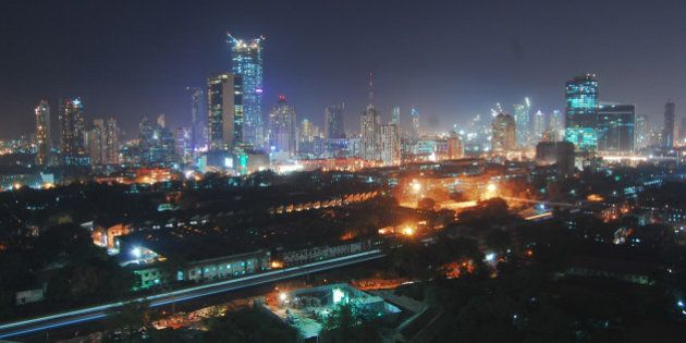 Life in Mumbai city, a city which never sleeps! a city filled with lights like diamonds shining in the