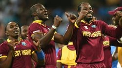 Watch West Indies Celebrate Their Semis Victory In The Most Epic Way