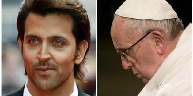 Hrithik Roshan's Lawyers Claim His Pope Tweet Was About A Fish, Not The Leader Of Catholic