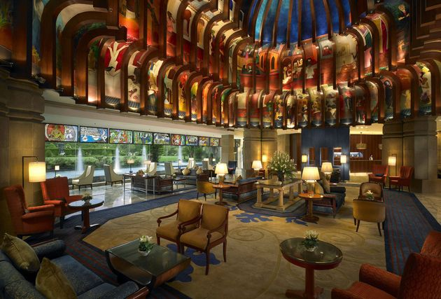 12 Incredible Hotels For Art Lovers In