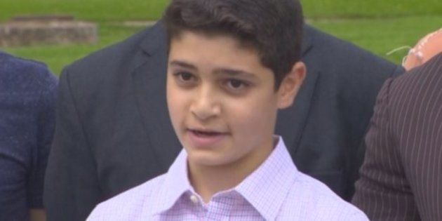 A 12-Year-Old Boy Was Allegedly Called A 'Terrorist' By His Teacher Because He's