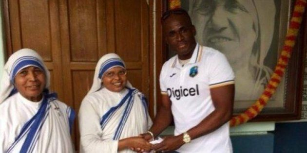 West Indies Team Manager Donates To Missionaries Of Charity, Proves Why They Are The Real