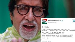 You're A Genius If You Can Decipher These 13 Tweets By Amitabh