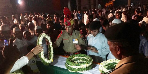 A Final Farewell To Tanzil Ahmed, The Officer A Nation Forgot To