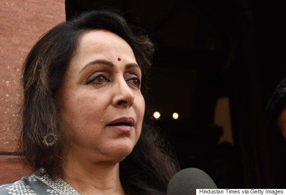 Dear Hema Malini, Please Get Off Your High Horse While Talking About